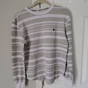 Volcom Men's medium long sleeve thermal shirt